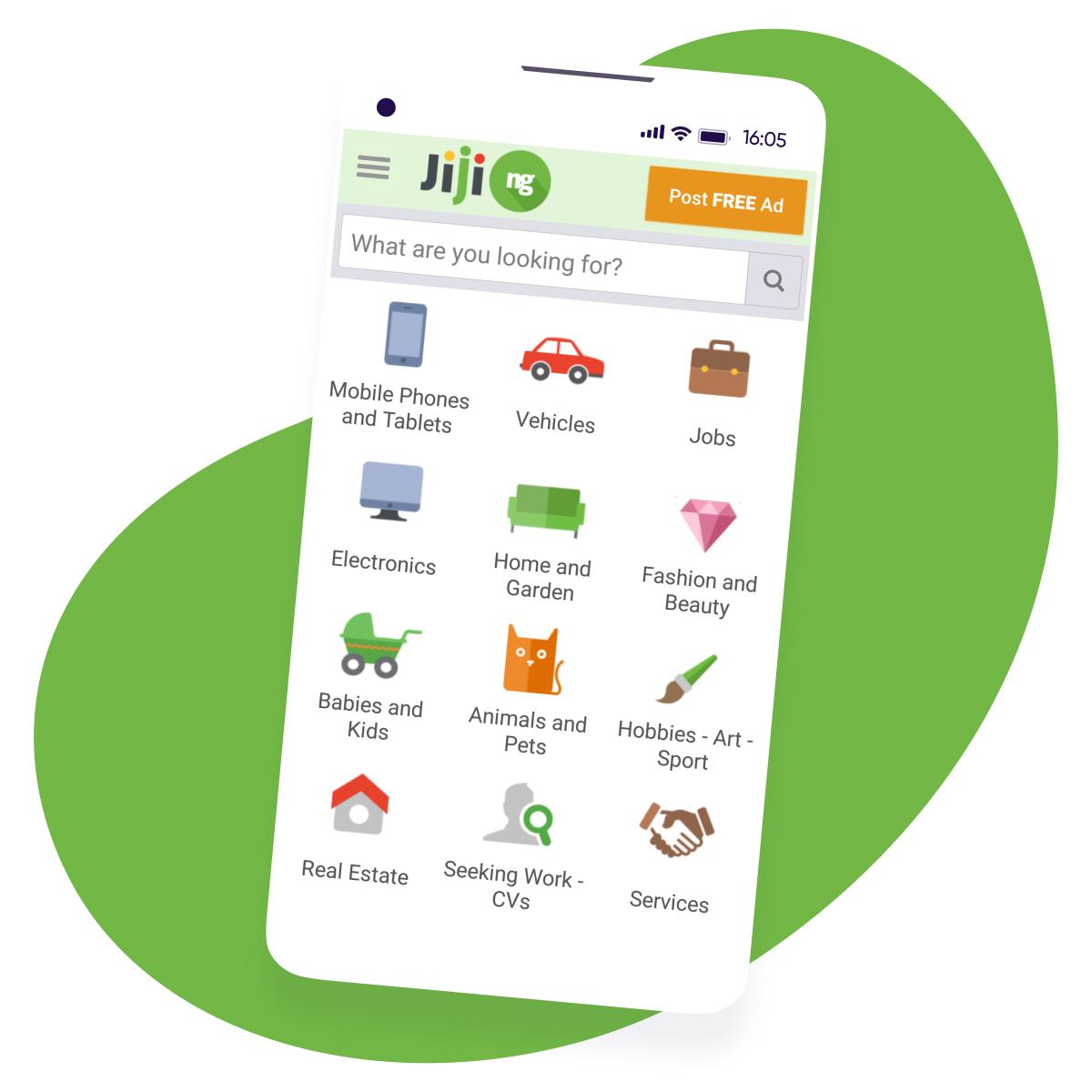 Jiji AppsFlyer Customer
