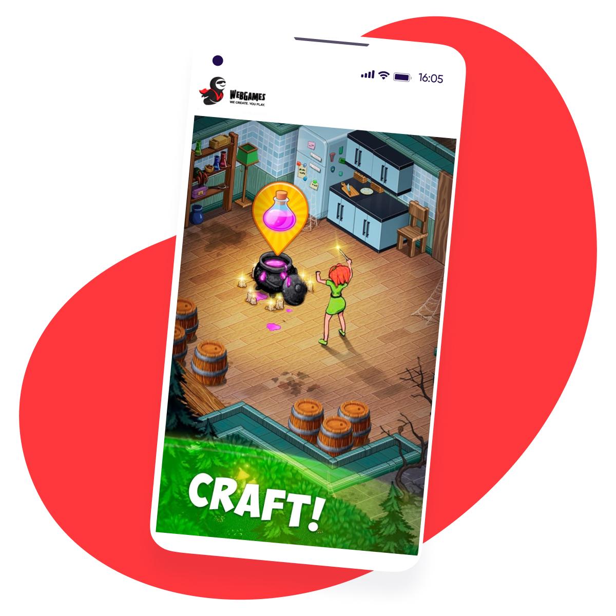 Webgames AppsFlyer Customer