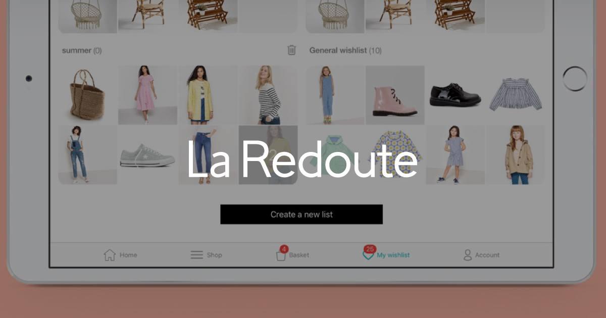 La Redoute AppsFlyer Customer OG