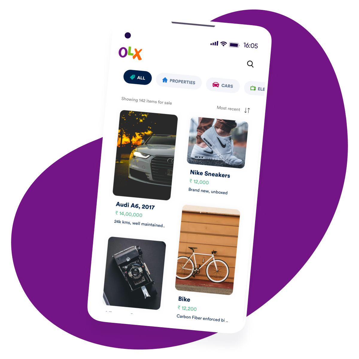 Olx AppsFlyer Customer