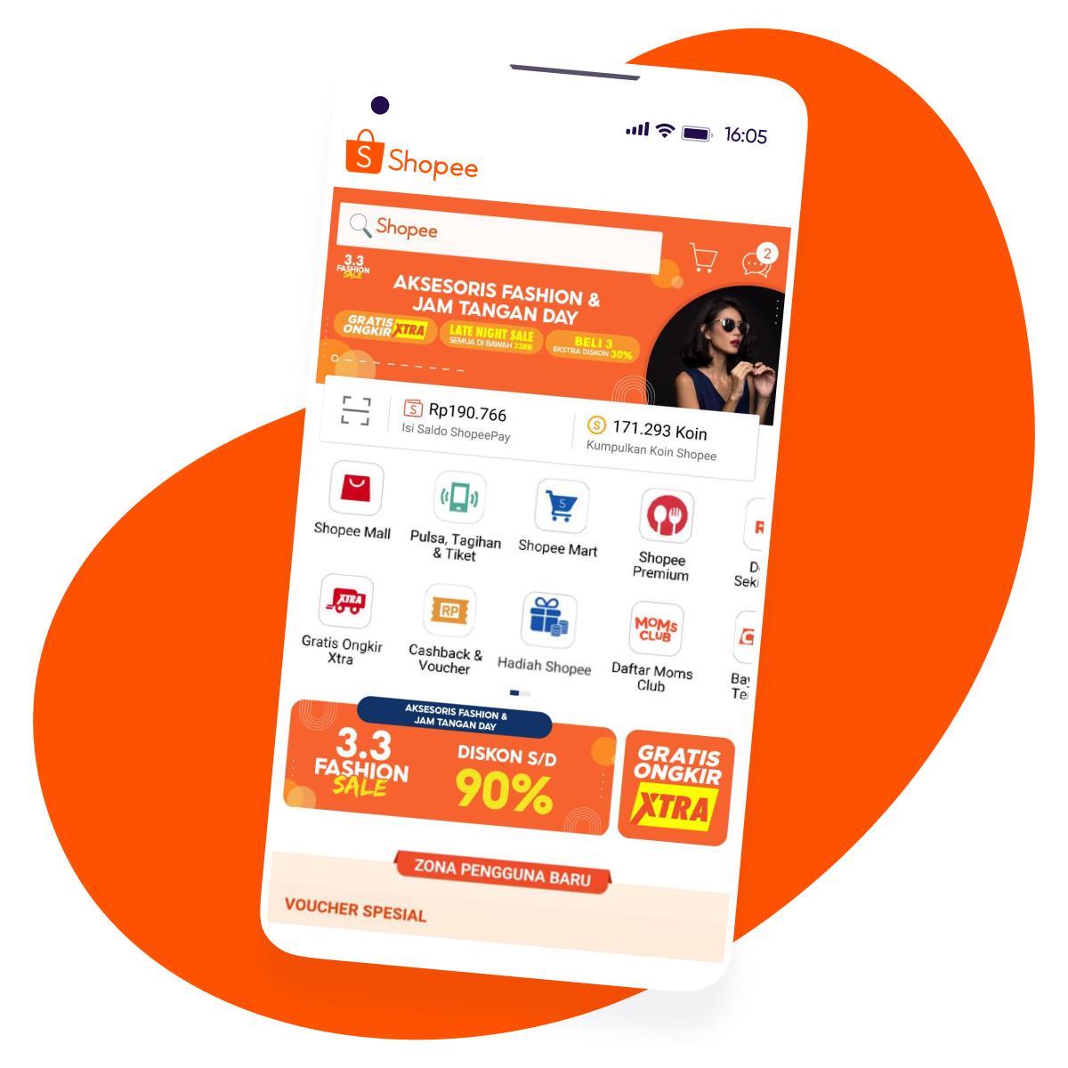 Shopee AppsFlyer Customer