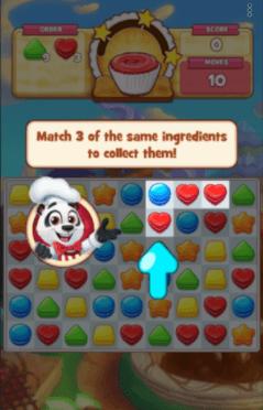 Cookie Jam playable ad