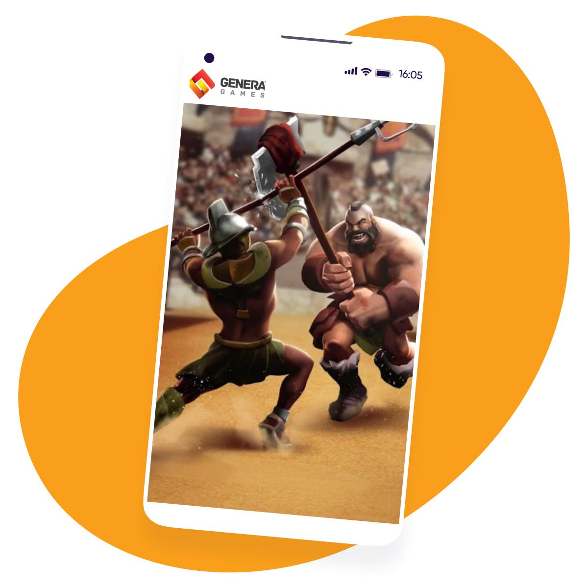 Genera Games AppsFlyer Customer