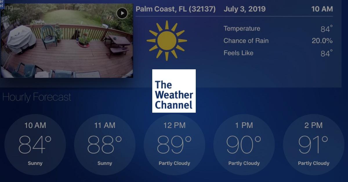 Weather Channel AppsFlyer Customer OG