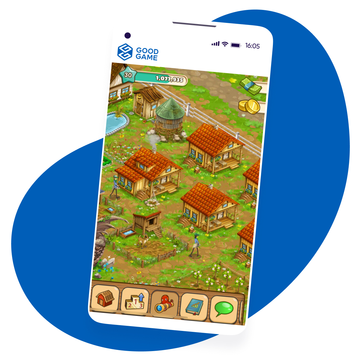 Good Game AppsFlyer Customer