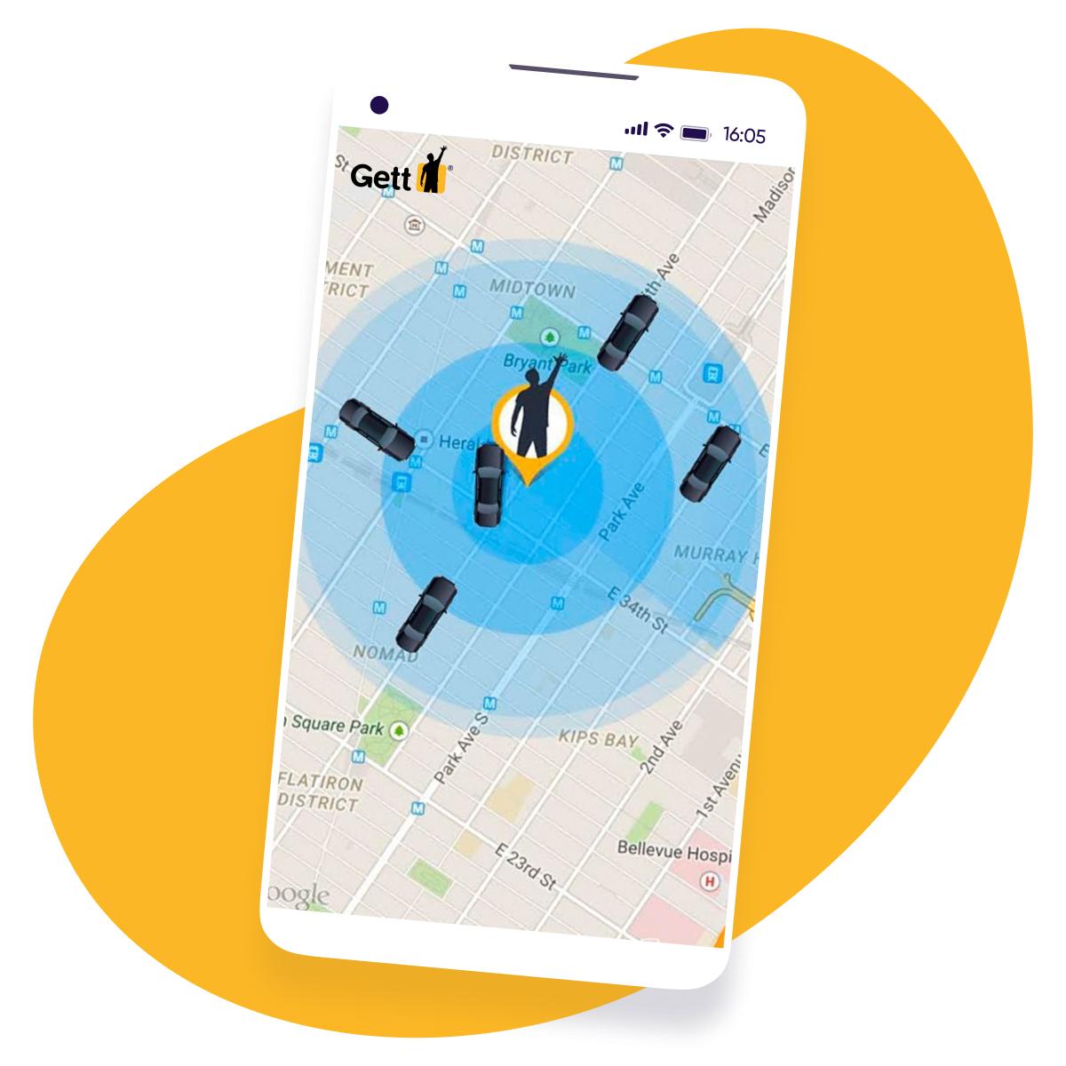 Gett AppsFlyer Customer