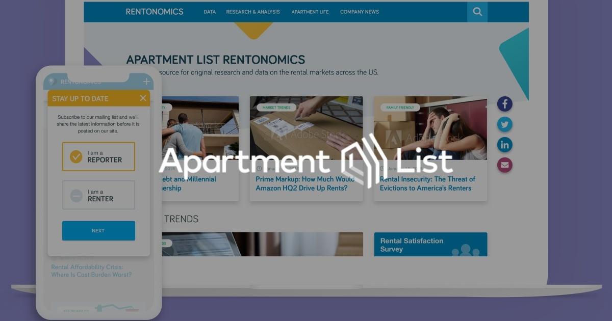 Apartment List AppsFlyer Customer OG