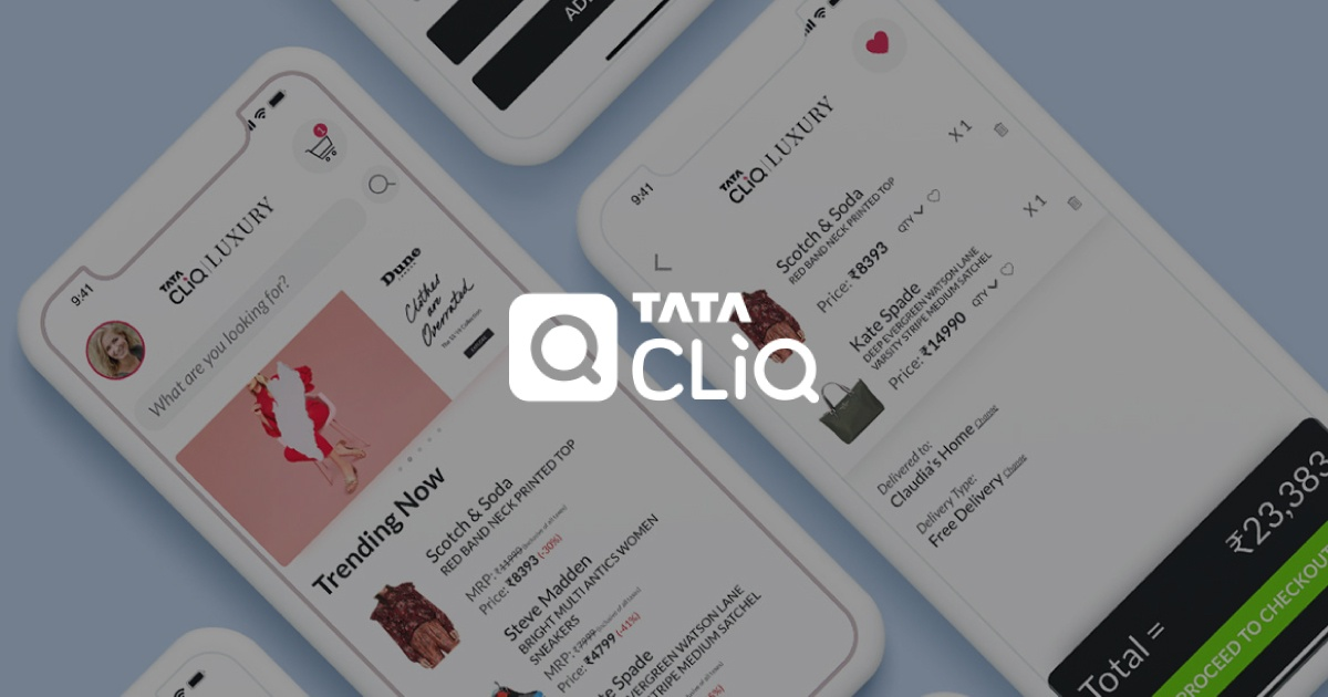 Tata CLiQ AppsFlyer Customer OG