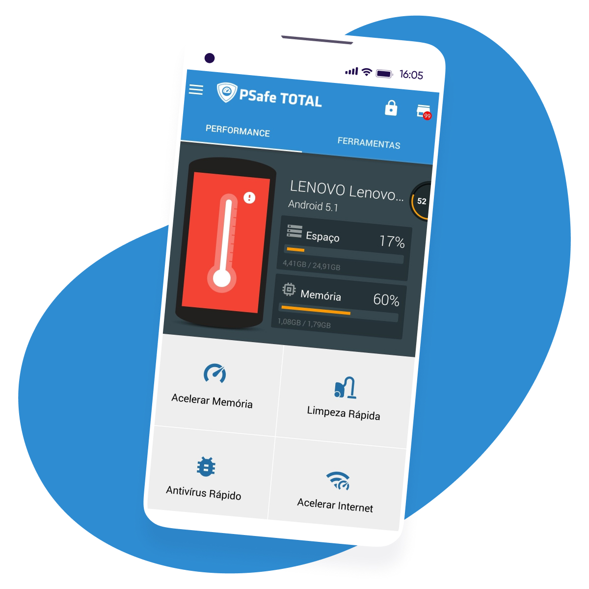 PSsafe AppsFlyer Customer
