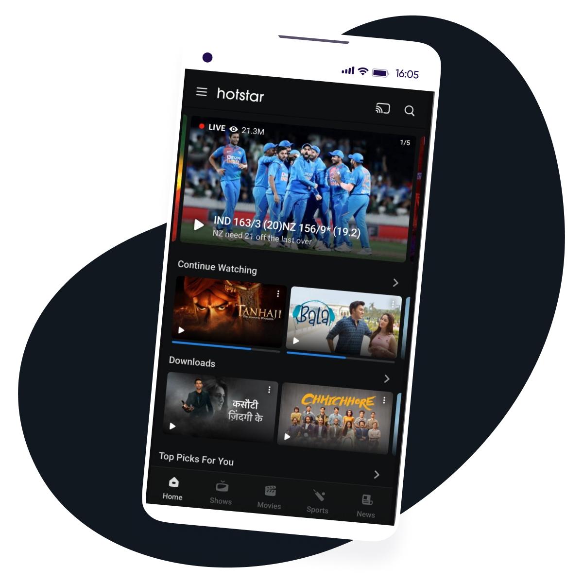 Hotstar AppsFlyer Customer