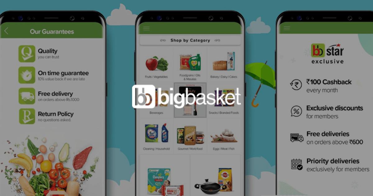 Big Basket AppsFlyer Customer OG