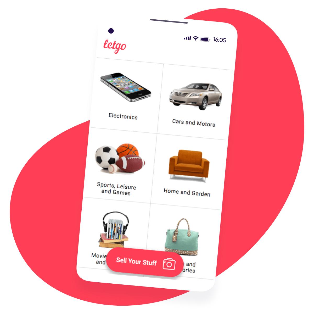 Letgo AppsFlyer Customer