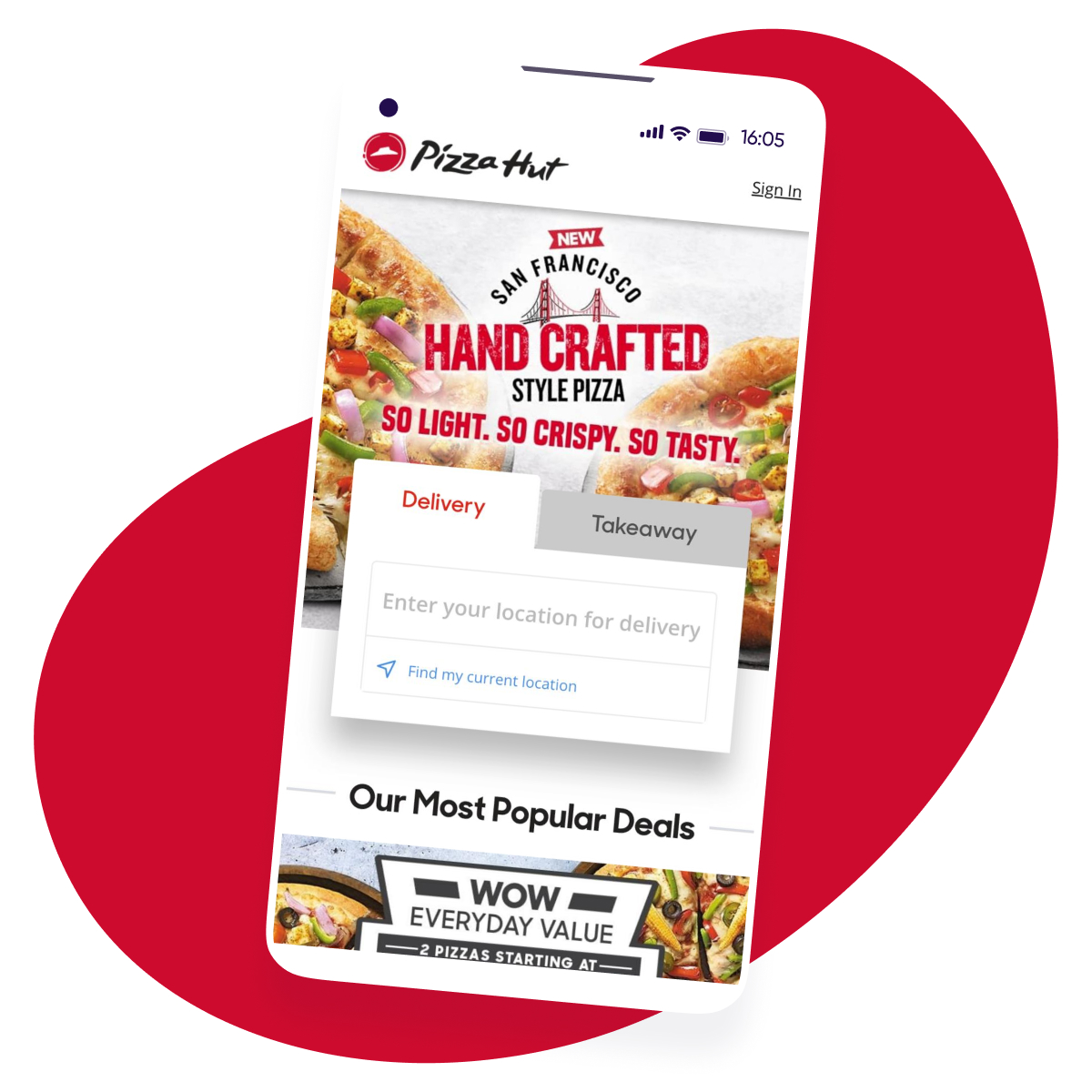 Pizza Hut AppsFlyer Customer
