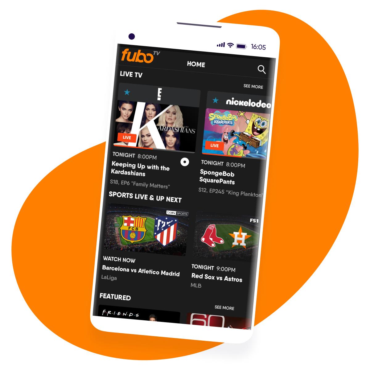 FuboTV AppsFlyer Customer