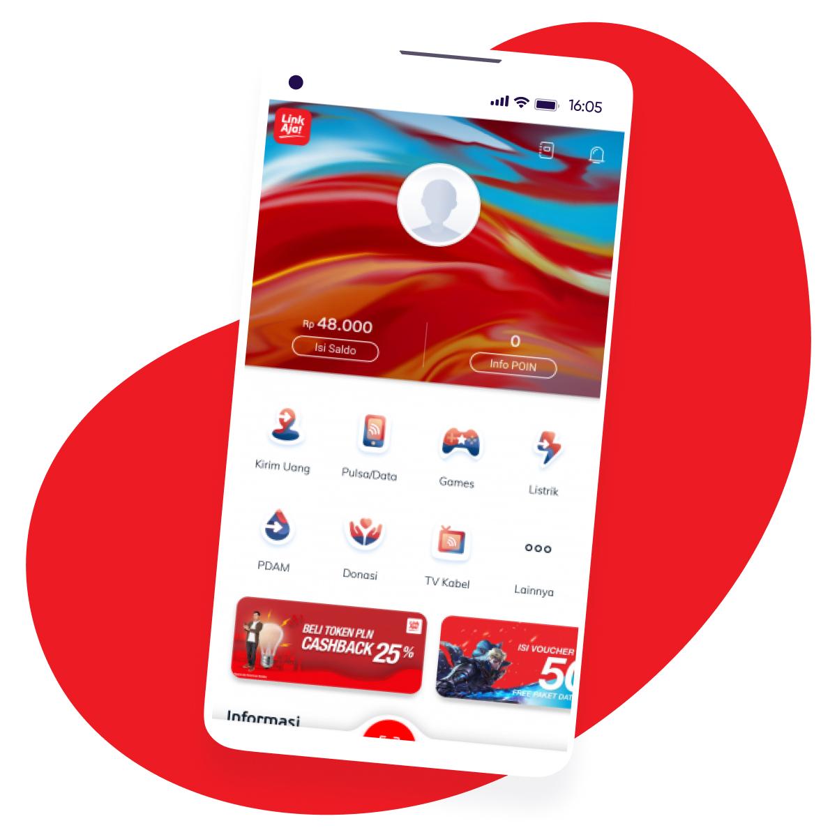 Linkaja AppsFlyer Customer