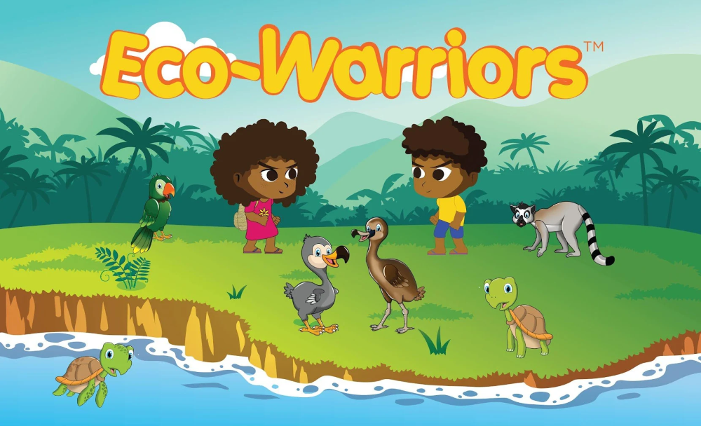 eco warriors app africa
