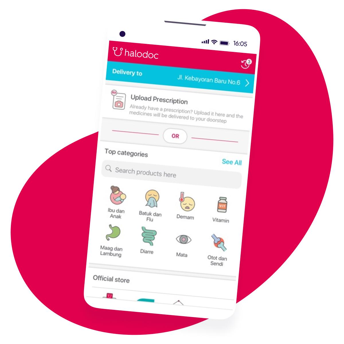 Halodoc AppsFlyer Customer