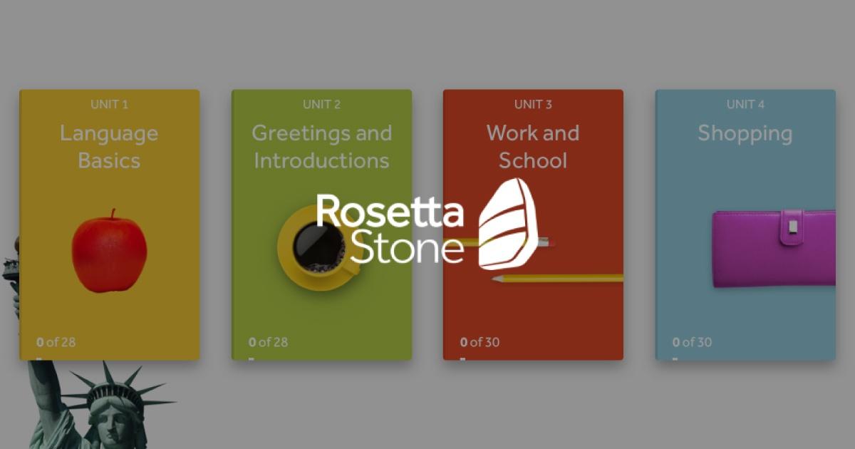 Rosetta Stone AppsFlyer Customer OG