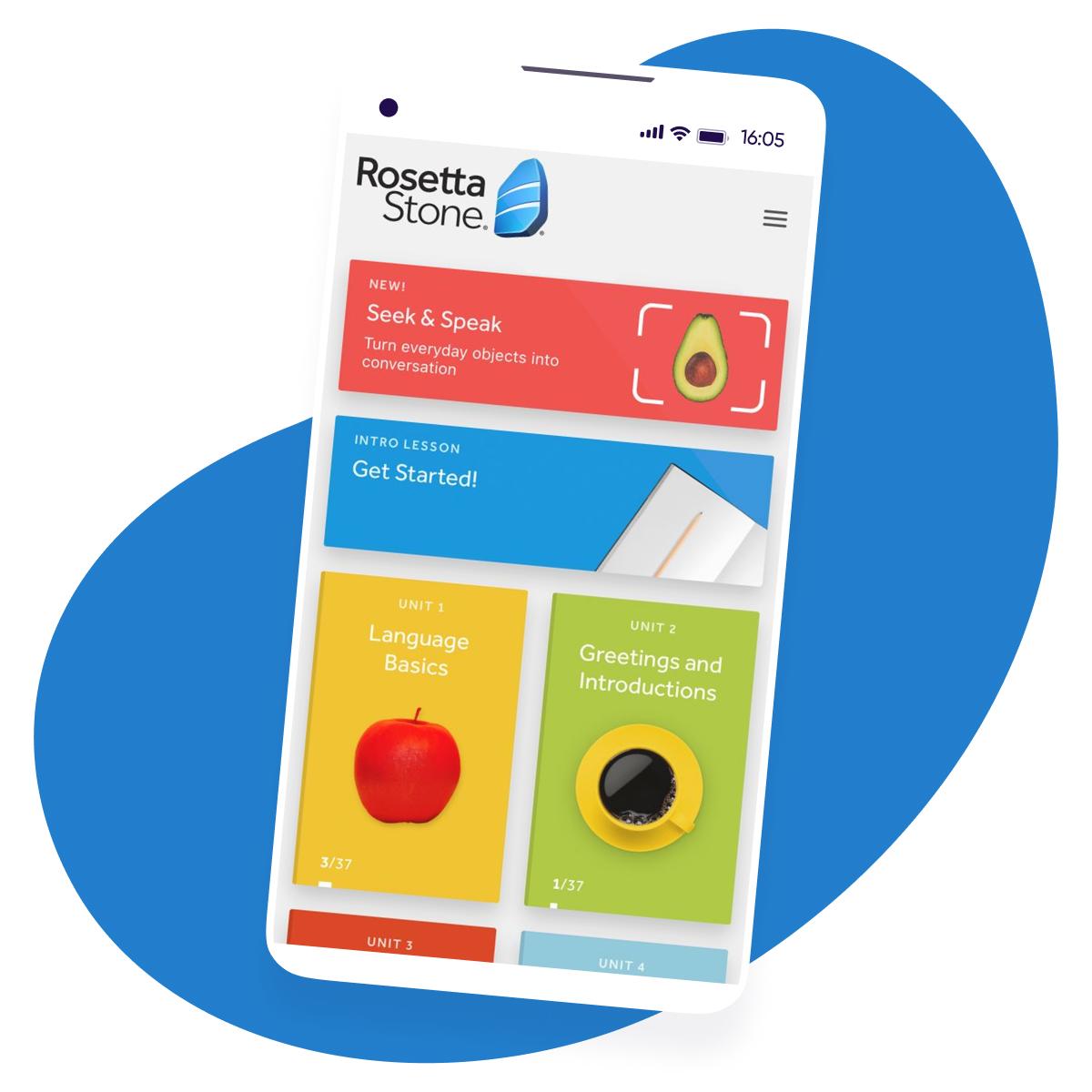 Rosetta Stone AppsFlyer Customer