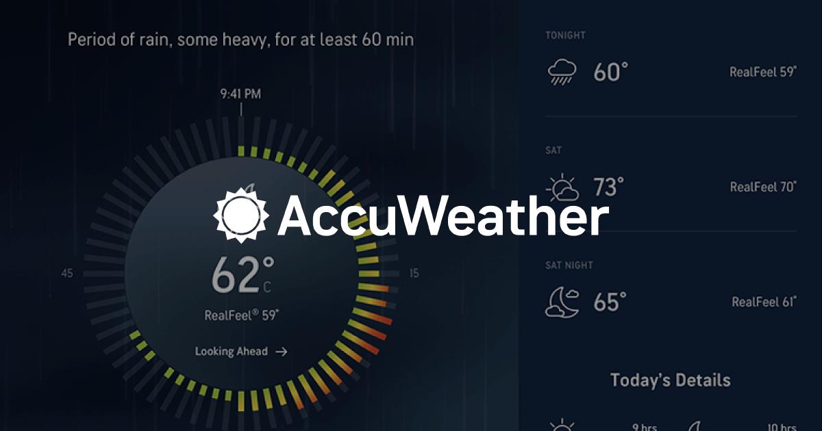 AccuWeather AppsFlyer Customer OG