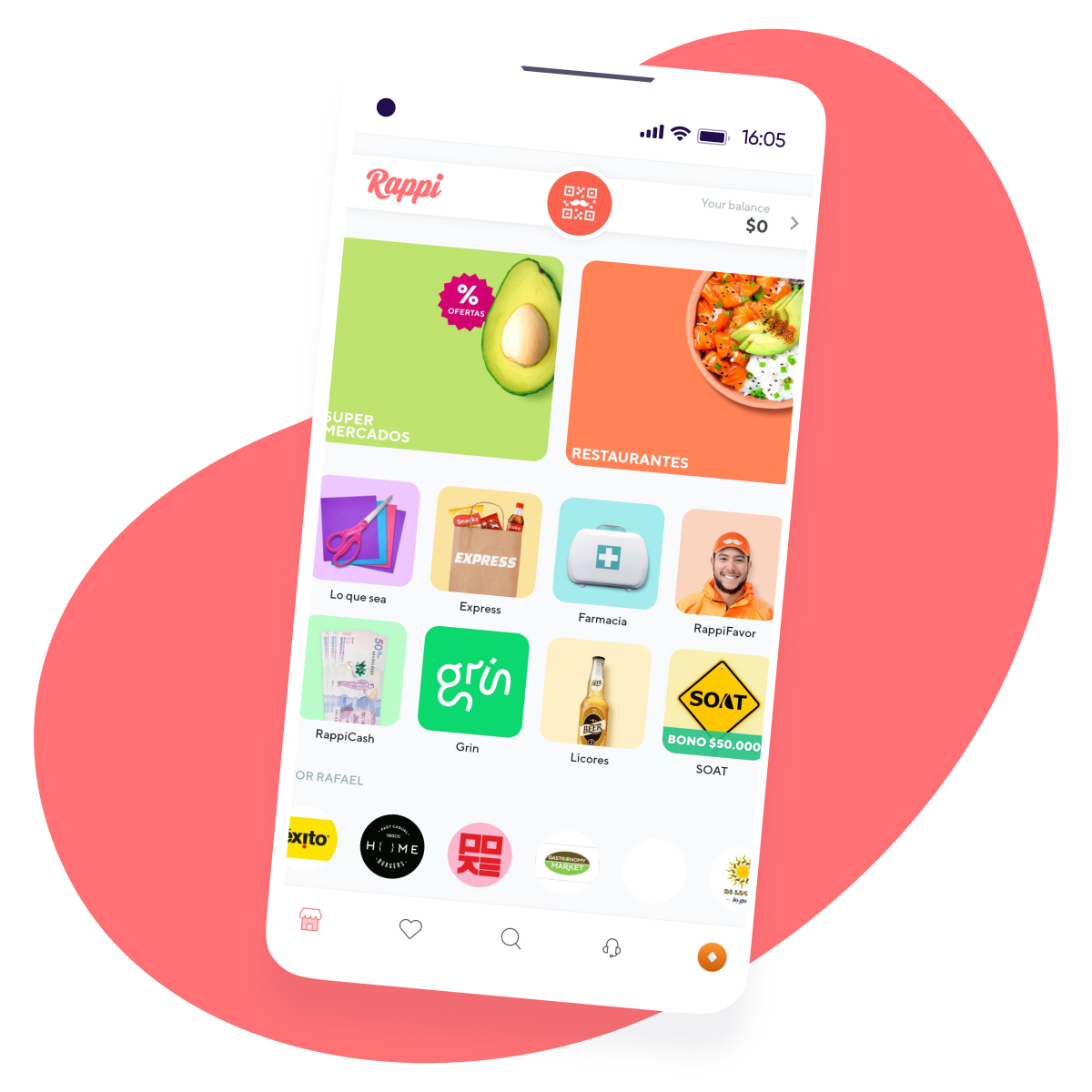 Rappi AppsFlyer Customer