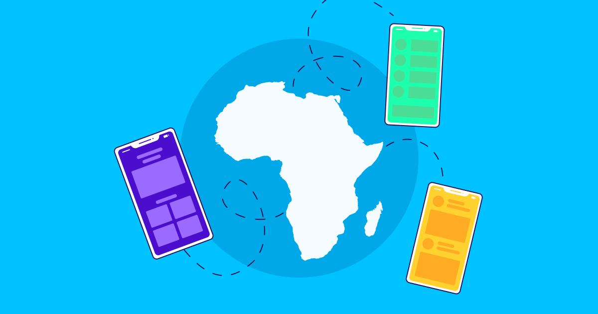 app marketing strategy africa - OG