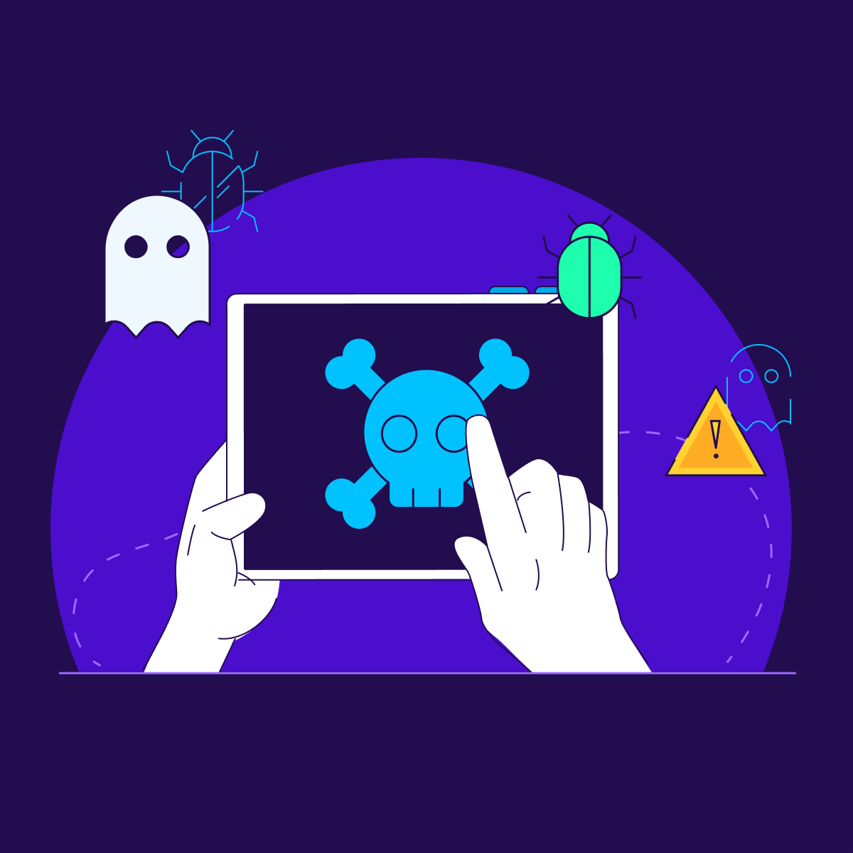 fraud tales from the mobile crypt