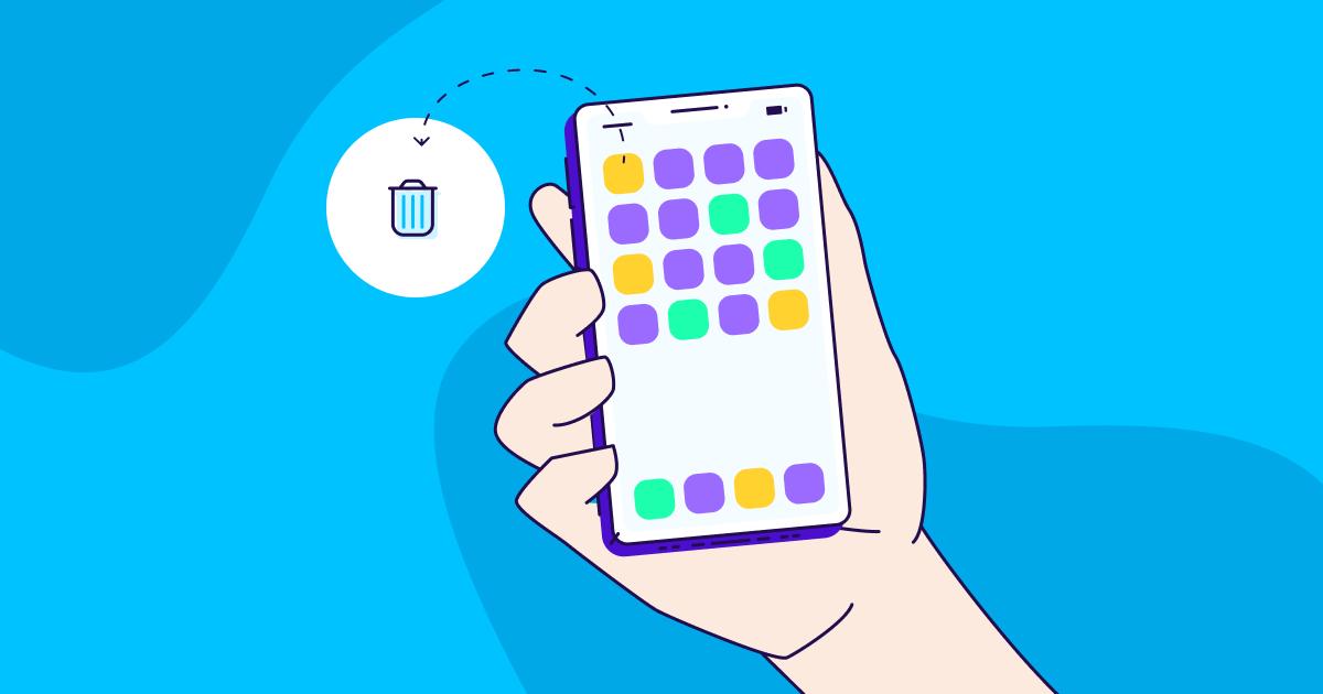 improving app uninstall rate - OG