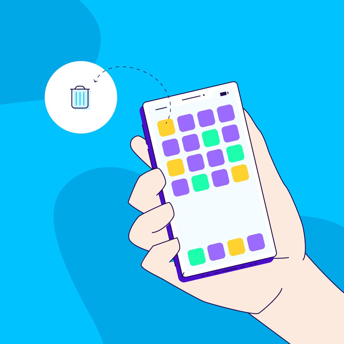 improving app uninstall rate