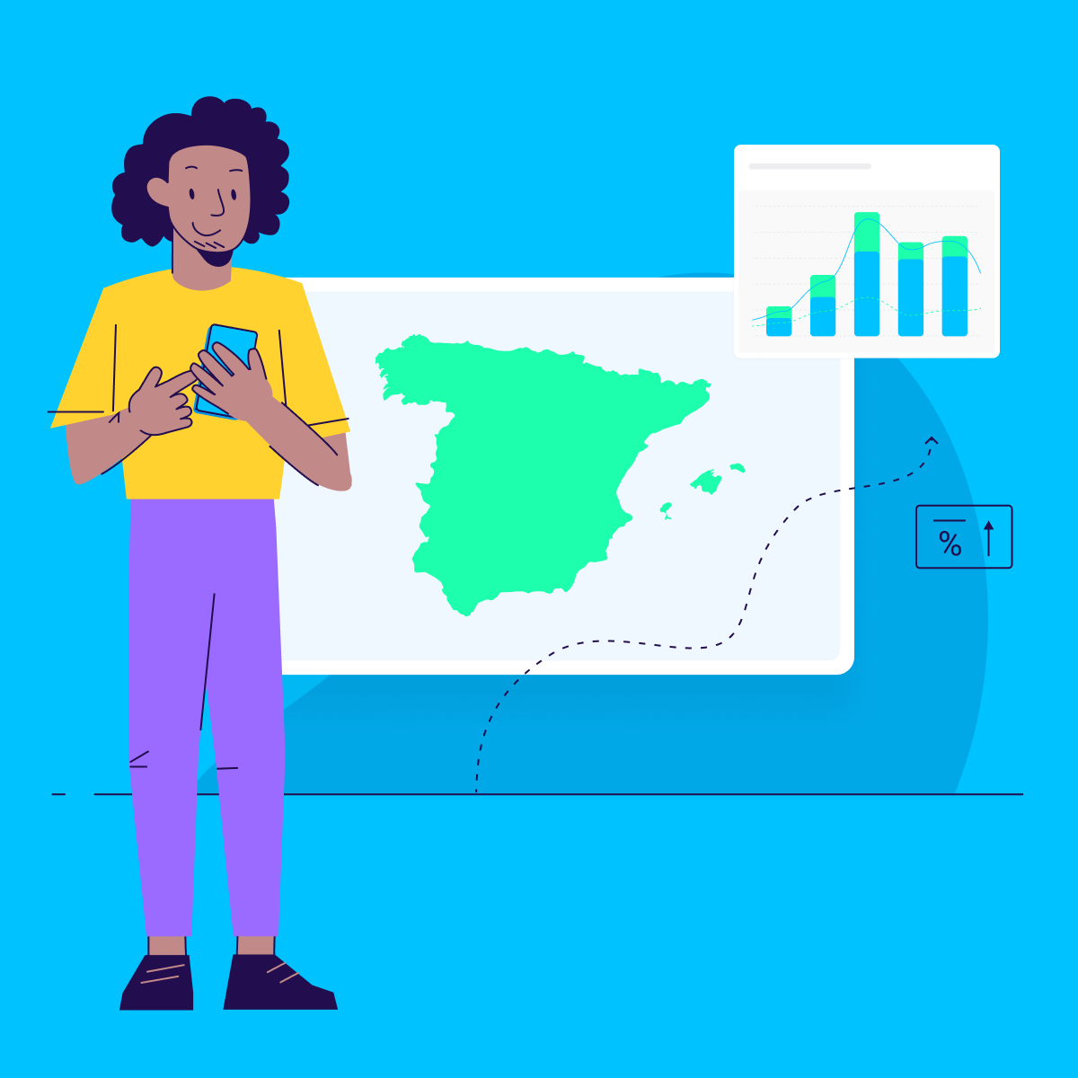 spain emerging hub app marketing