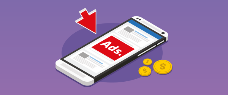 Paid media in mobile marketing
