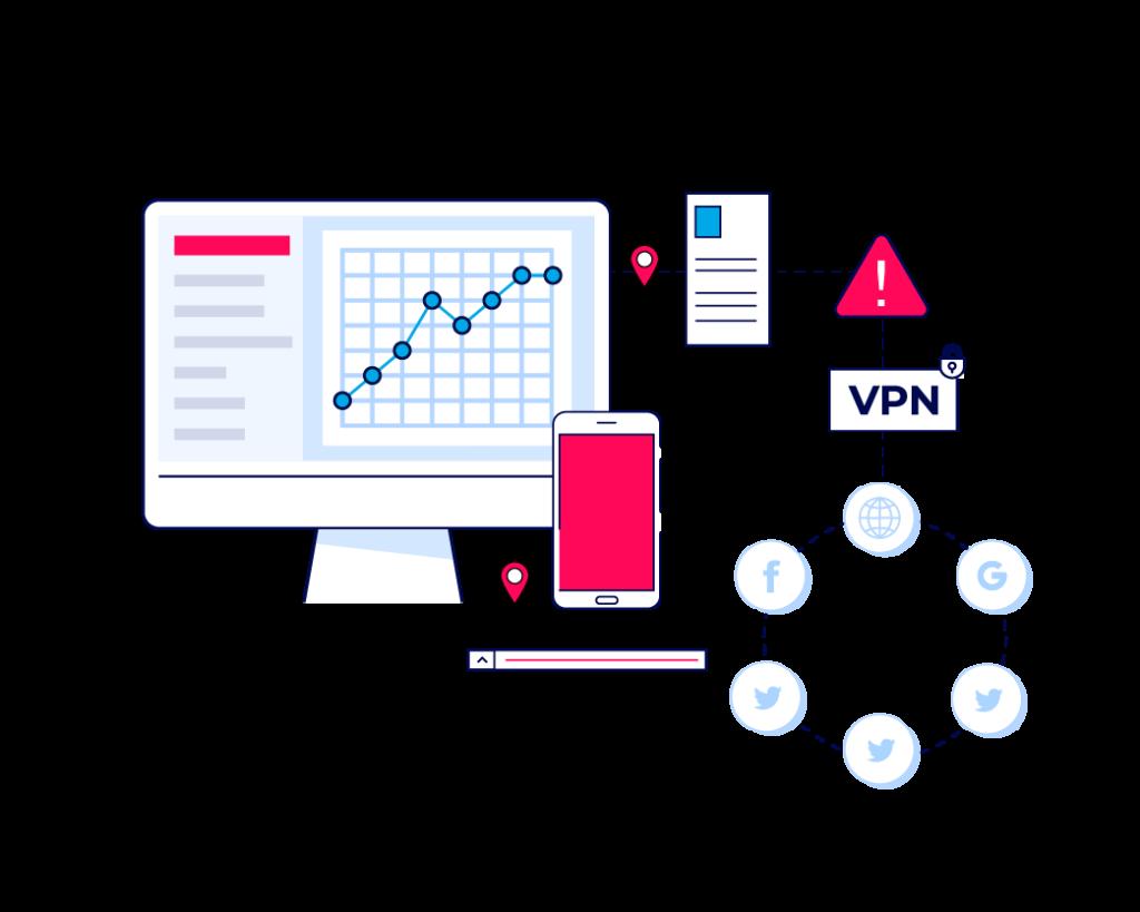VPN proxy tools - mobile ad fraud