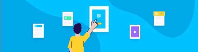 App install ad formats