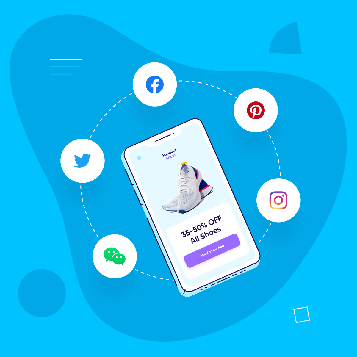 appsflyer landing pages