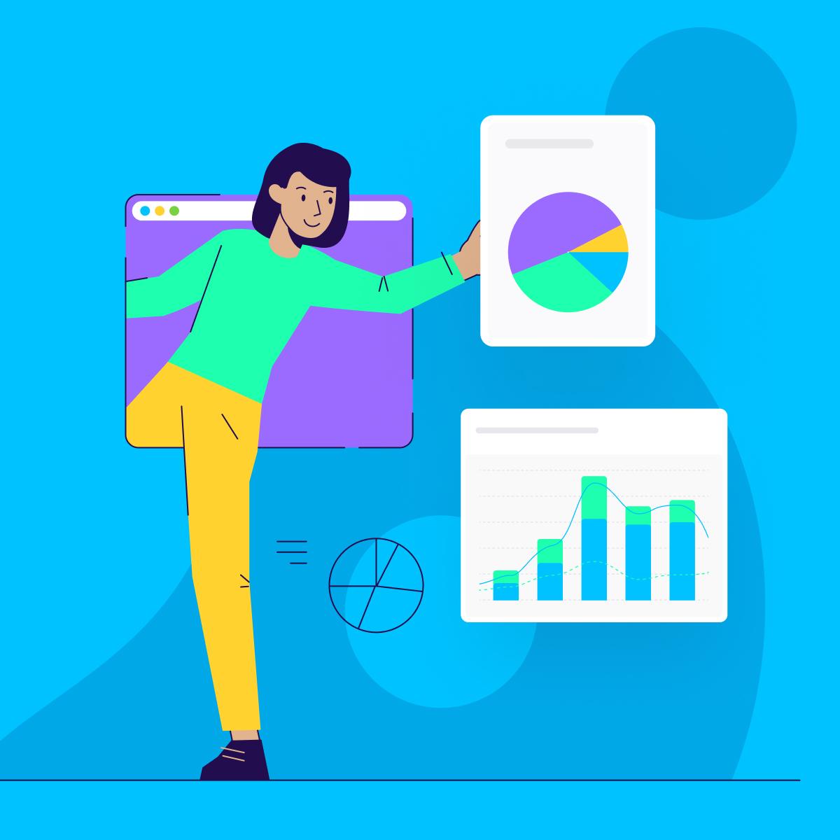 cohort analysis data insights - square