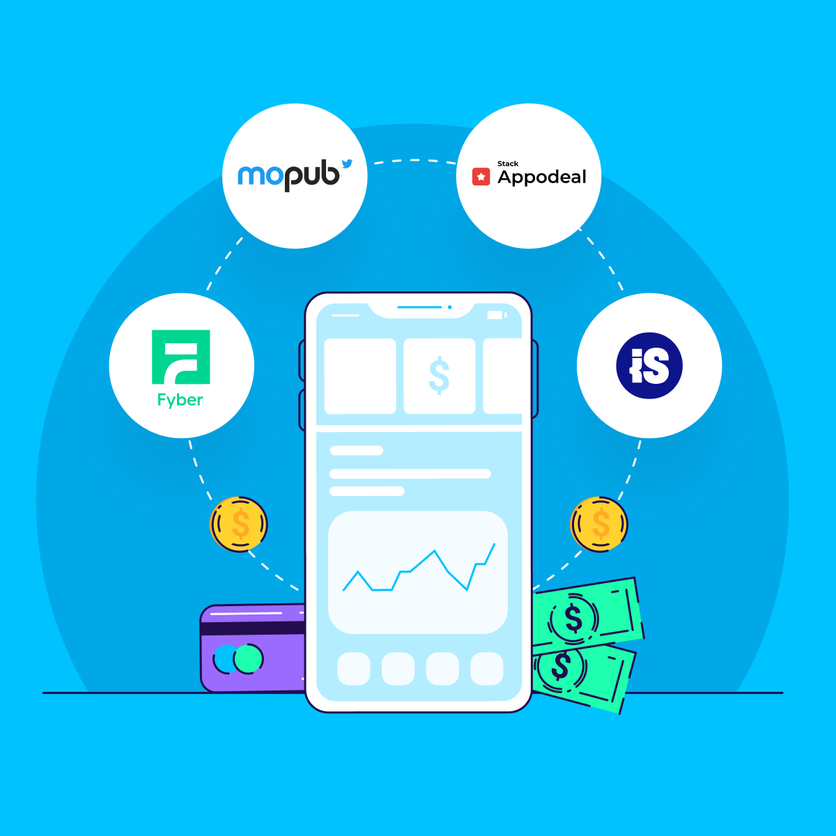 granular app revenue