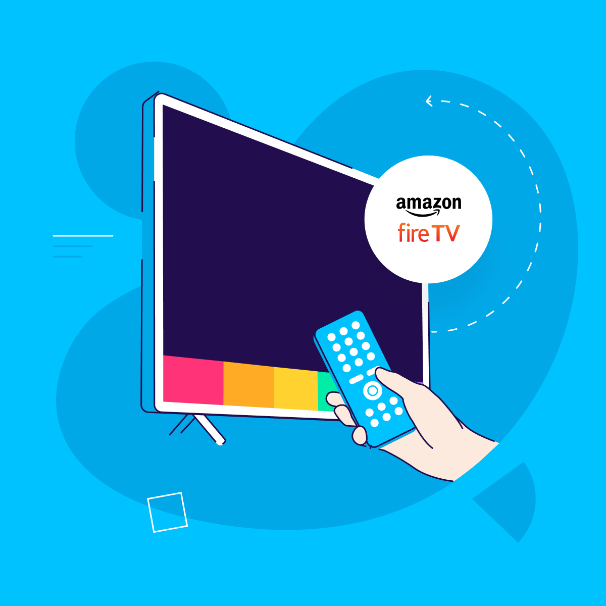 integrating appsflyer amazon fire tv