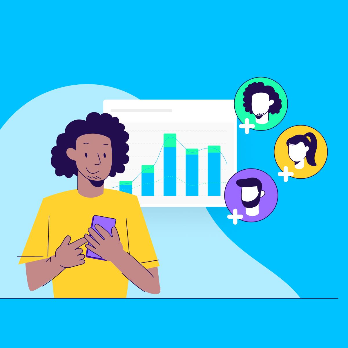 user invites - square