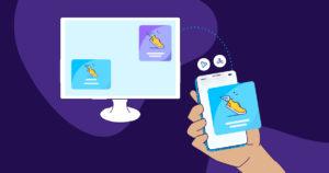 web campaign to app - og