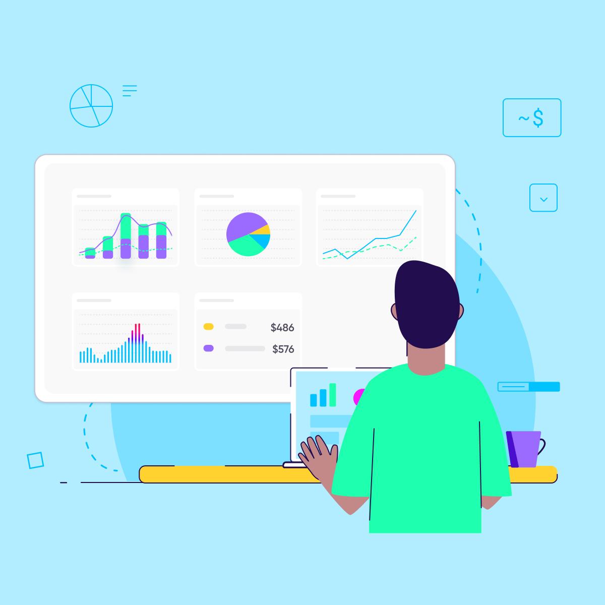 app campaigns marketing analytics - Square