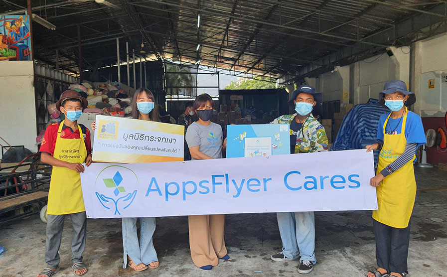AppsFlyer COVID-19 response Bangkok