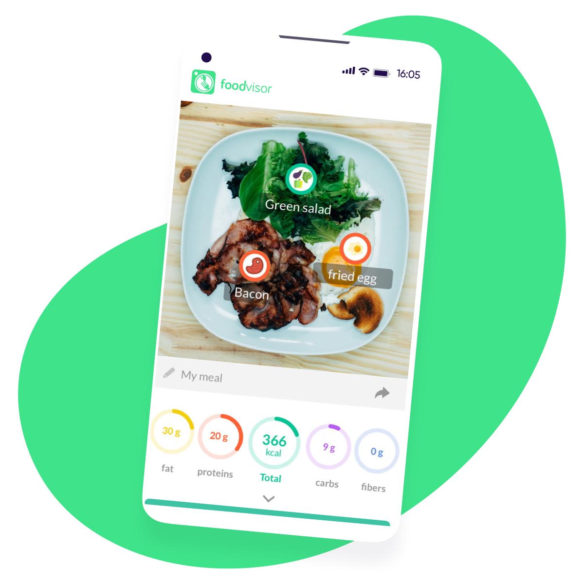 foodvisor success story - Square