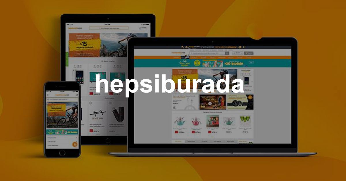 hepsiburada success story - OG