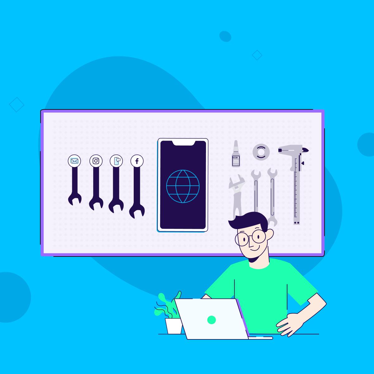 ios covid mobile web comeback - Square