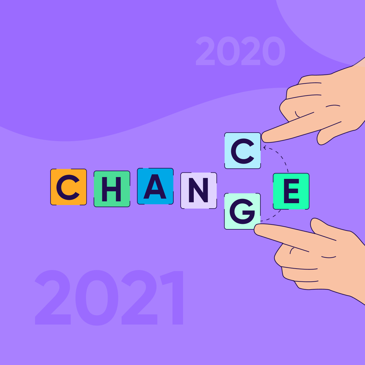 mastering change 2020 - Square