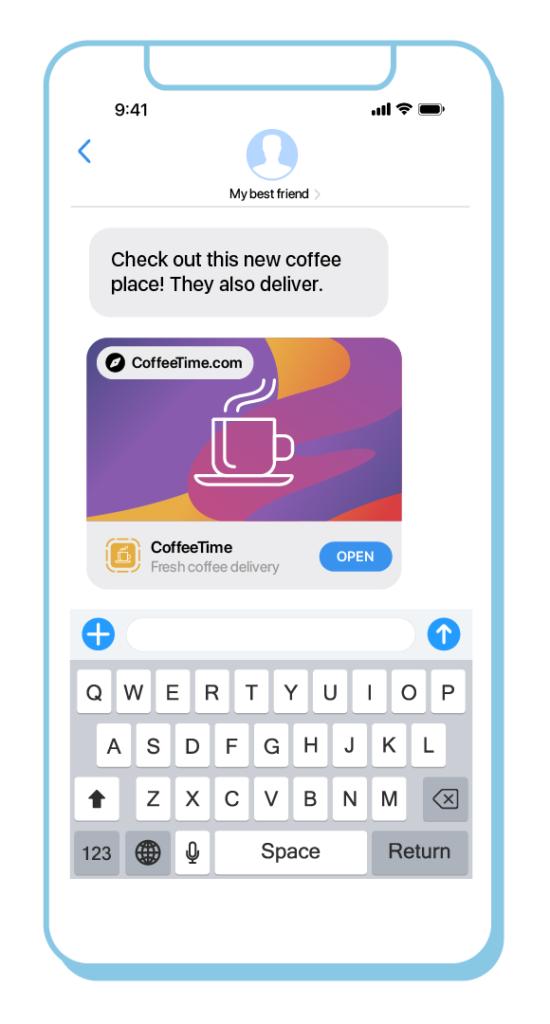 Safari Smart App Banner configuration