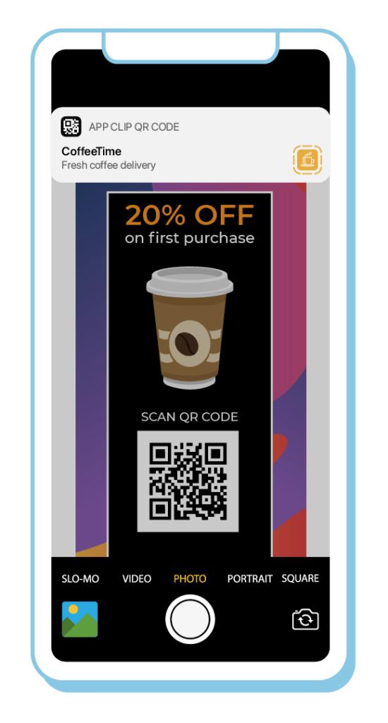 visual codes Safari Smart App Banner