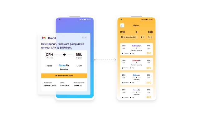 ROX guide - Journey #2   Email-to-app