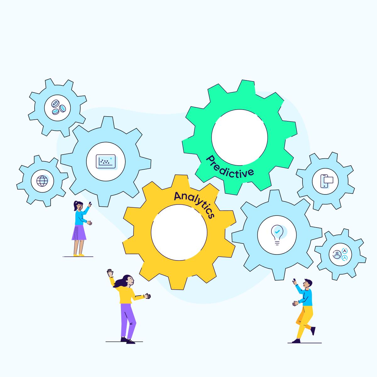 Building AppsFlyer's predictive analytics solution - square