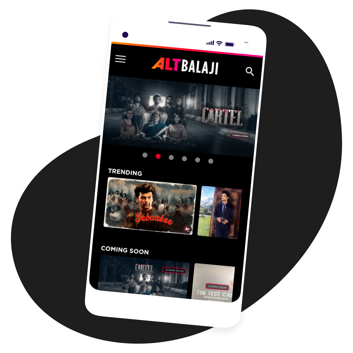 ALTBalaji customer success story